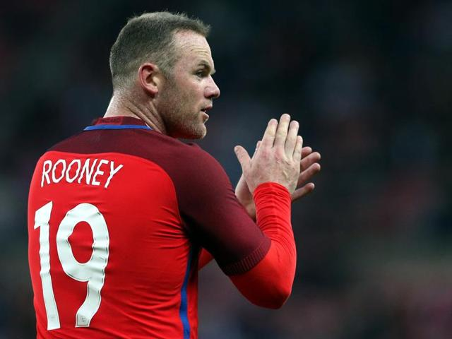 Rooney said he would take it upon himself to guide the youngsters.