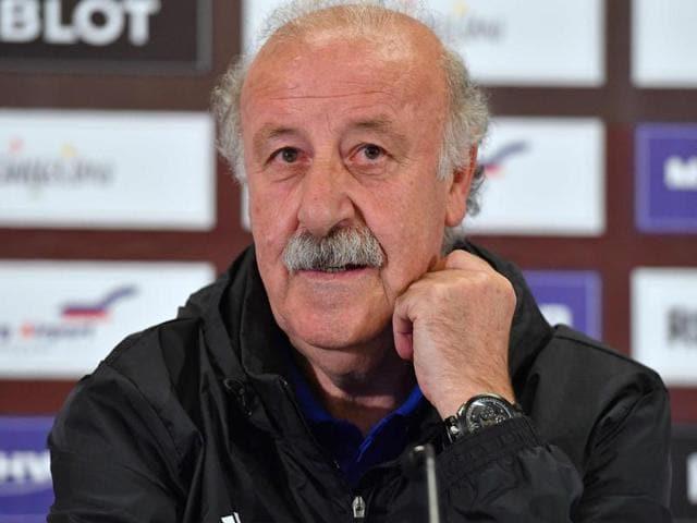 Vicente Del Bosque,Spain Football Team,Euro 2016