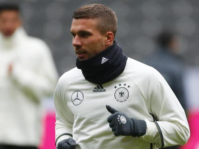 Lukas Podolski,Euro 2016,Germany Football Team