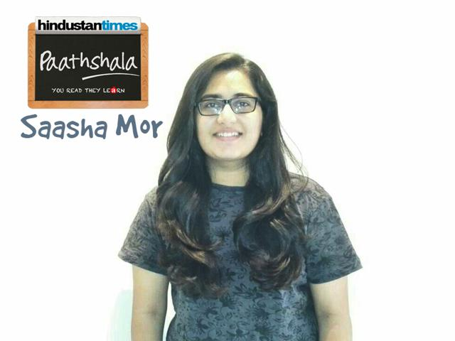 Saasha, a 16 year old student and a believer in working for change, volunteered with HT Paathshala and took up the challenge of training teachers in English.