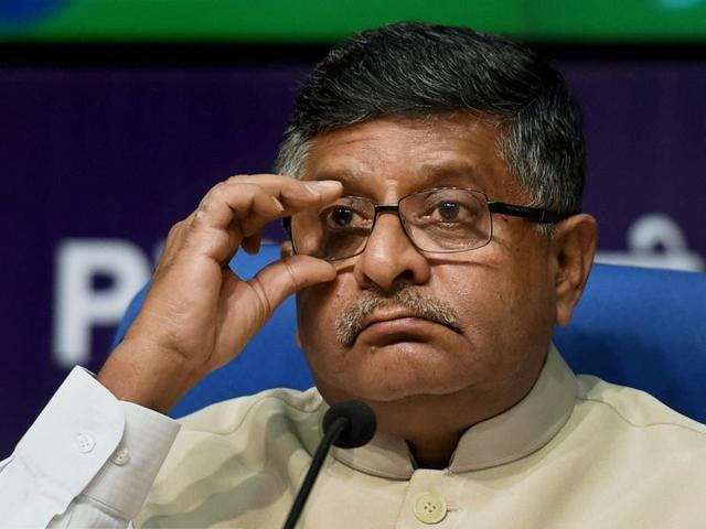 Reacting to the Finmeccanica proposal to reassess its India-linked projects, Union minister Ravi Shankar Prasad said the government does not get scared of any threat.