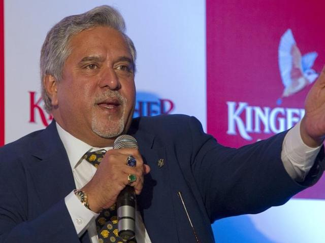 Kingfisher Airlines. UBHL