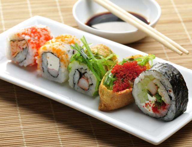 sushi,delhi,megu