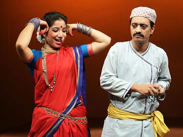 The play Ghazab Teri Adaa is inspired by the Greek anti-war comedy Lysistrata.