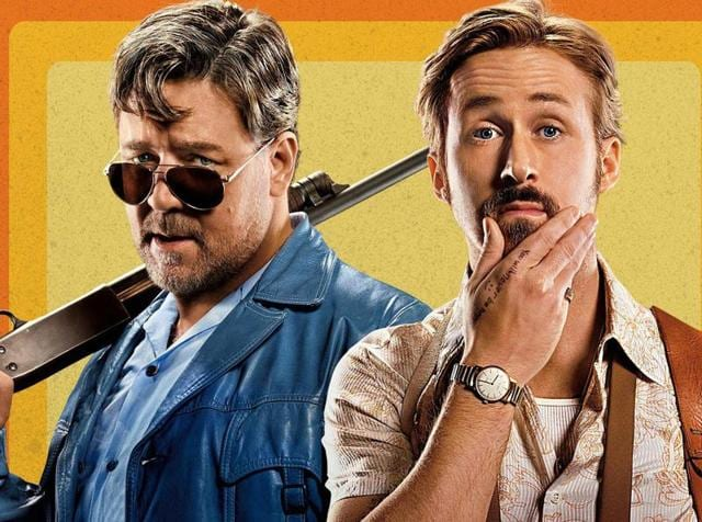Like Richard Linklater's Everybody Wants Some! with Dazed & Confused, The Nice Guys is a spiritual sequel to the Shane Black's first movie Kiss Kiss Bang Bang.