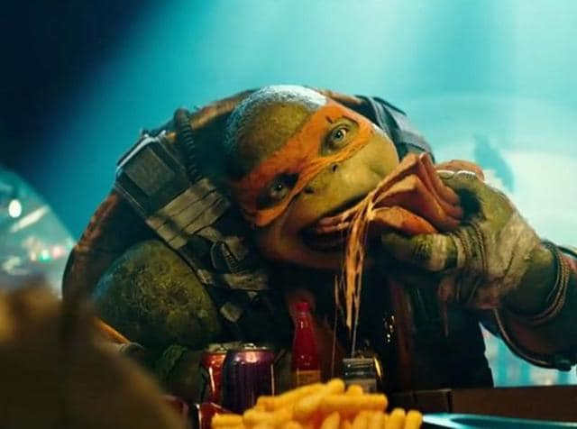 This one, though not as strong on humour, will get some cheers from TMNT fans - the animated series or the 1990's movies- for bringing back more characters from the originals.