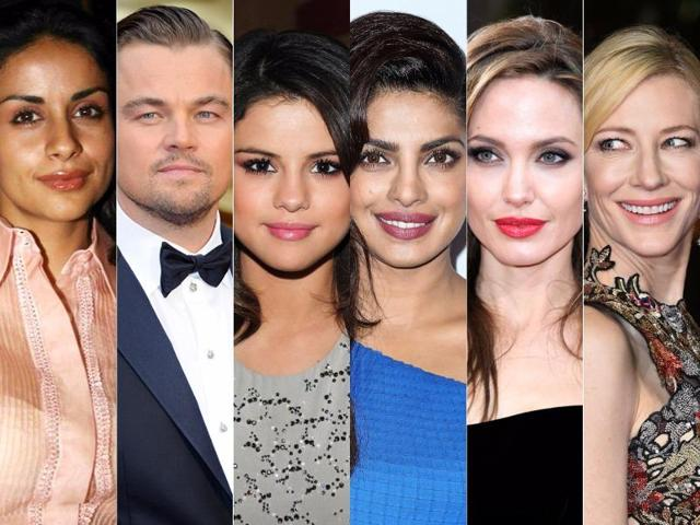 Gul Panag, Leonardo DiCaprio, Selena Gomez, Priyanka Chopra, Angelina Jolie and Cate Blanchett are just some of the stars who are changing the world for the better.