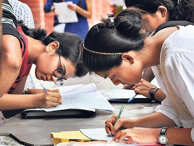As many as 1,310 students have registered online against total 280 BCom seats (140 each) at SCD (Satish Chander Dhawan) College and GCG College, respectively.