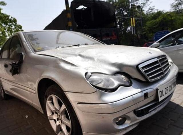A Juvenile Justice Board on Friday reserved its order on the issue of trying a teenager who had allegedly run over a 32-year-old marketing executive while driving his father's Mercedes, as an adult in a trial court.