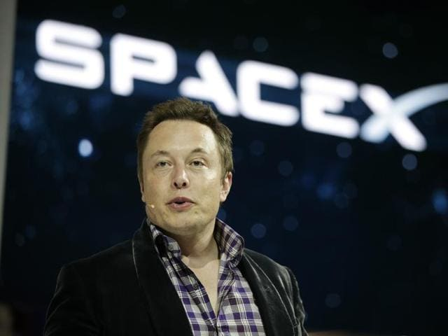 Musk also says he plans to go to space himself in about four to five years, but only into orbit around Earth.