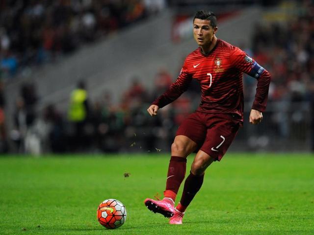 3fea1e7c6 Ronaldo s presence makes Portugal team a terror attack target  Coach ...