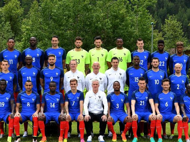 France vs Scotland,France football team,Euro2016