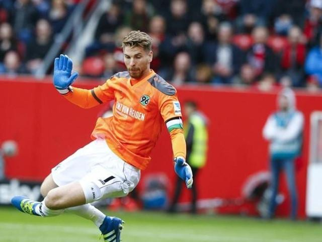 Zieler is the first addition to Leicester's squad since the one-time 5,000/1 outsiders were crowned champions of England.