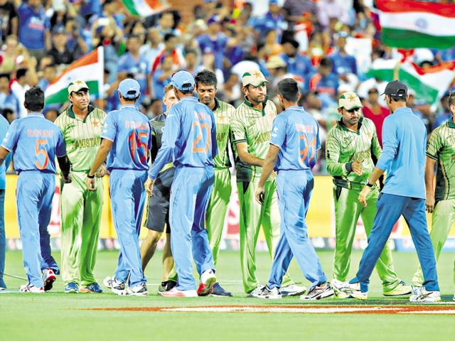 India versus Pakistan contests are always huge on emotion and financial significance.