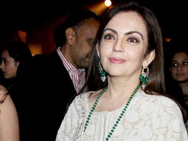 Ambani will become the first Indian woman to be on the apex sporting body if she gets elected at the IOC Session scheduled from August 2 to 4.
