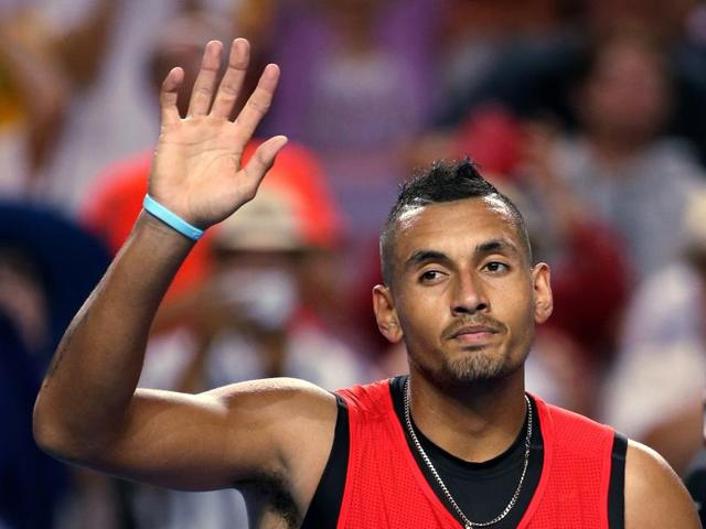 Nick Kyrgios has withdrawn his name from consideration for Australia's tennis team for the Olympics in Rio de Janeiro, citing