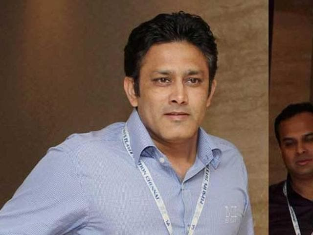 """An ICC Cricket Committee, chaired by former India captain Anil Kumble, expressed concerns about the """"quality of Test pitches""""."""