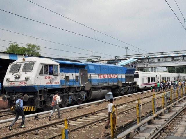 Railway authorities said no special train was operated for BJP MP Poonam Mahajan and that she only travelled in the train along with the senior railway officials who had also gone to attend the functions at Bina and Sagar.