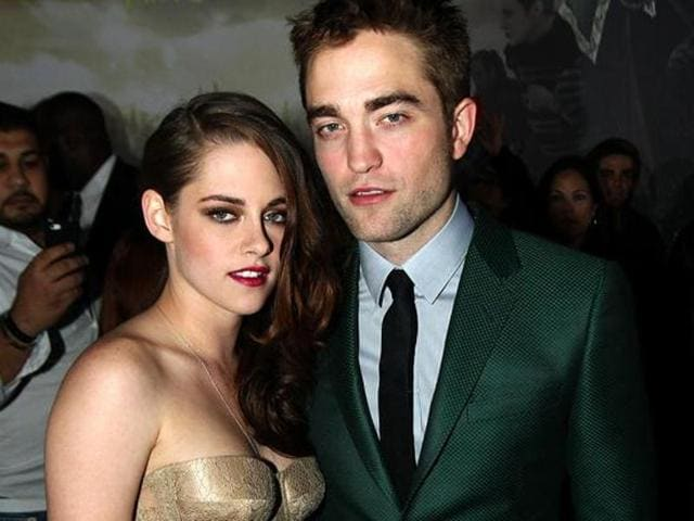 Stewart and Pattinson were quietly meeting up at a coffeehouse in the Los Feliz section of Los Angeles in April.