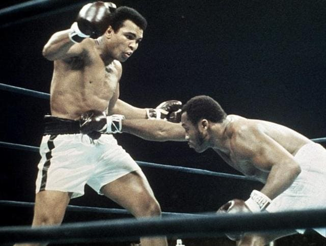 Muhammad Ali was known as one of the greatest boxers of all time. He dies on Saturday aged 74.