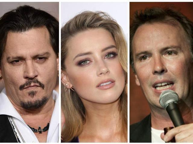 Doug Stanhope, a comedian, wrote a column defending his 'friend' Johnny Depp.