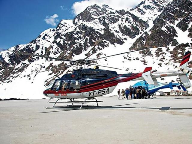 The Directorate General of Civil Aviation (DGCA) has ordered suspension of helicopter operations from the Sahastradhara helipad in Dehradun.