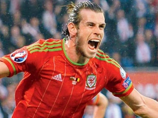 A file photo of Wales midfielder Gareth Bale.
