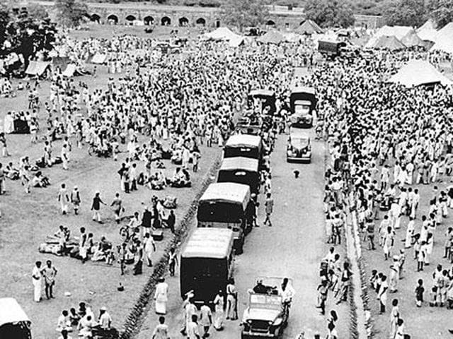 More than 1.4 crore people migrated in 1947, losing their loved ones and their homes, forced to rebuild their lives upon arrival in either India or new-carved Pakistan.