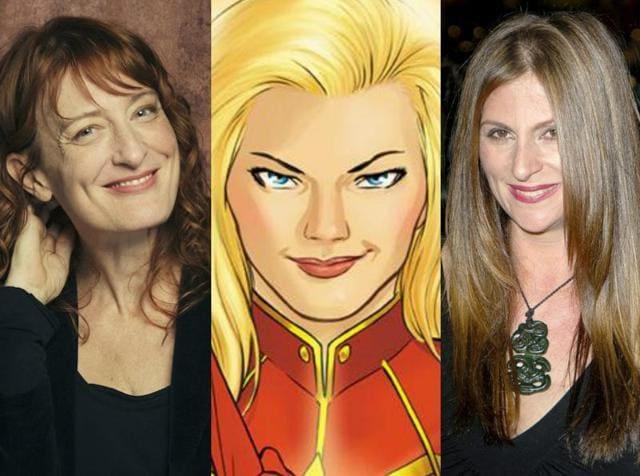 Captain Marvel,Captain Marvel Brie Larson,Jennifer Kent