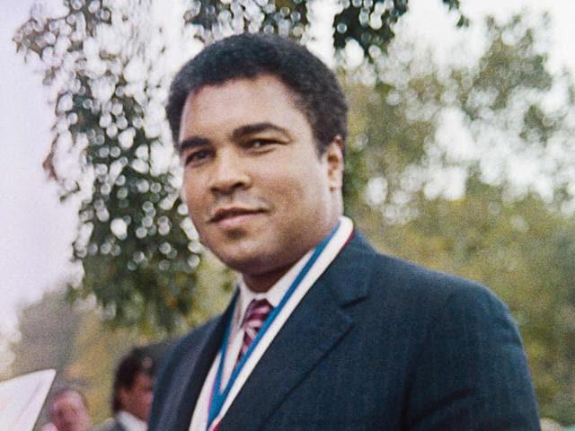 Miami Marlins,Muhammad Ali dies,Muhammad Ali tribute