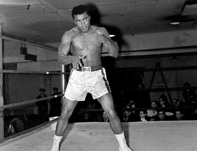 Ali, the magnificent heavyweight champion whose fast fists and irrepressible personality transcended sports and captivated the world died on Friday