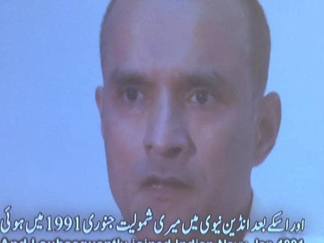 Kulbhushan Jadhav,RAW agent,Indian Navy