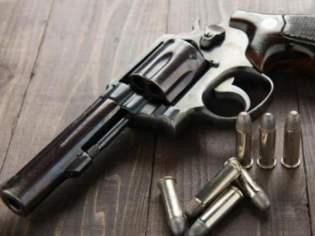 """If someone can spend Rs 50,000 on a gun, he might as well spend a few thousand rupees on providing a toilet in their homes,"" says the district collector of the district."