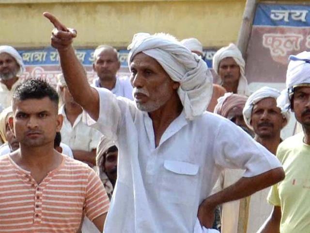 Mathura violence,Ram Vriksha Yadav,Uttar Pradesh DGP
