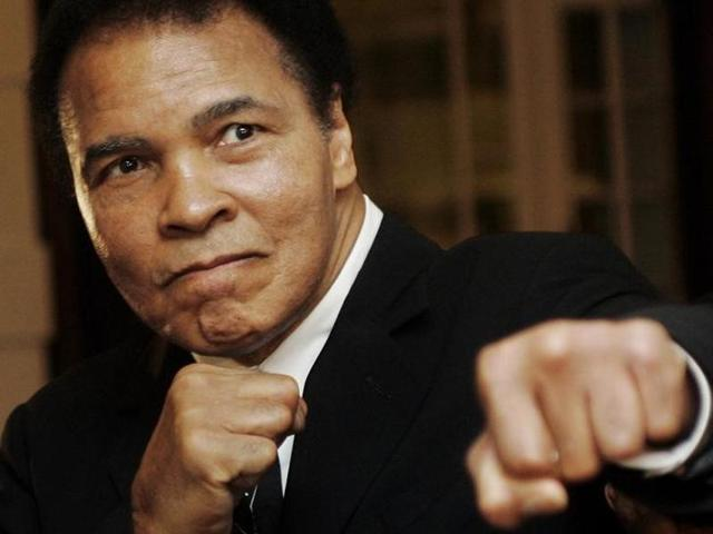 Boxing great Muhammad Ali died on Saturday after a 32-year long battle with Parkinson's disease.