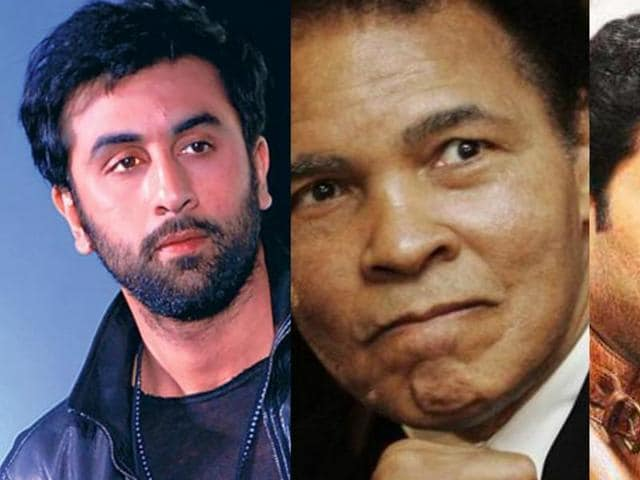 Bollywood celebs expressed their grief over Muhammad Ali's death on Saturday,