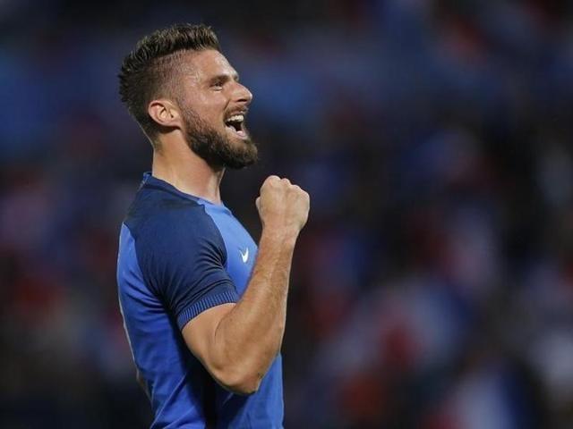 Euro 2016,Olivier Giroud,Paul Pogba