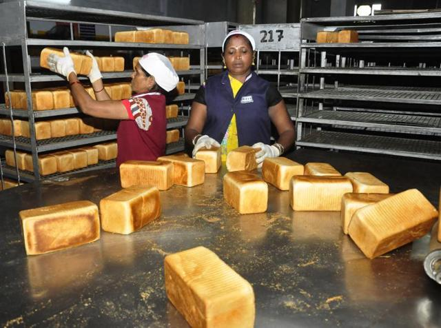 what is the structure of the indian bakery market and who are the key players