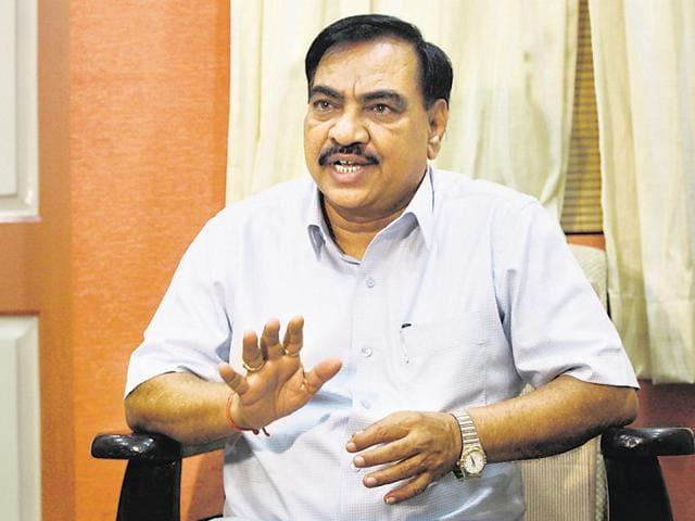 Eknath Khadse,Devendra Fadnavis,Bharatiya Janata Party