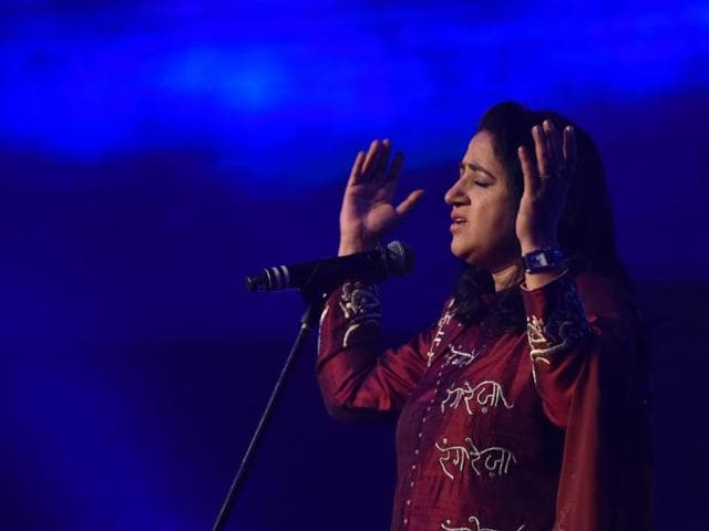 Kavita Seth,Sufi,music festival