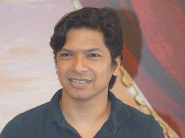 Singer Shaan during the music success party of film Fredrick in Mumbai on May 4, 2016.