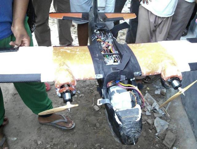 IAF drone