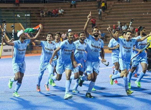 Indian Junior Men's hockey team  will be hoping to add the World title to their Asian title that they won last year.