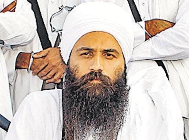 Sikh preacher Baljit Singh Daduwal