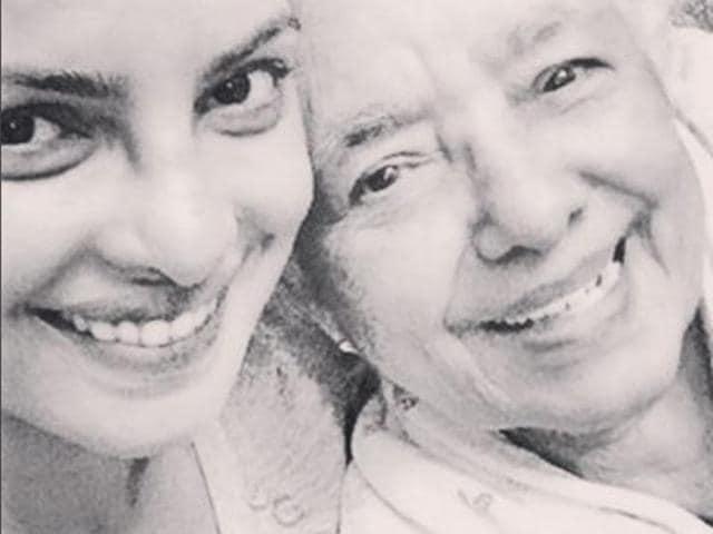 Priyanka Chopra,Grandmother,Death