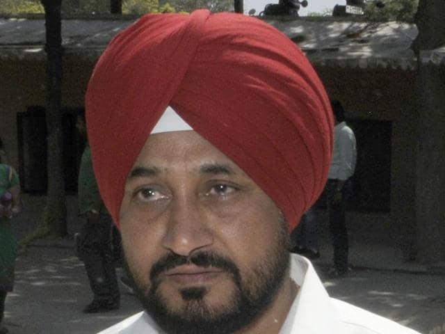 Charanjit Singh Channi