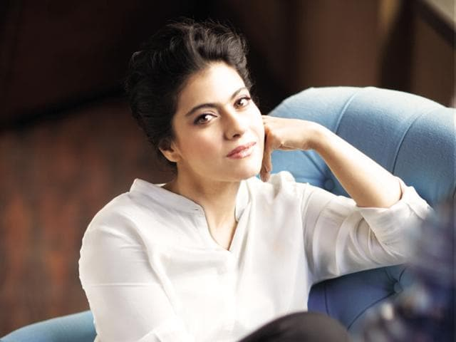 Actor Kajol says that as a mother she always feels that others are doing a better job of parenting.