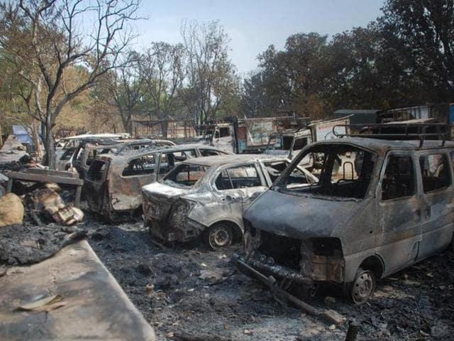 Mathura clashes,Mathura violence,Jawahar Bagh