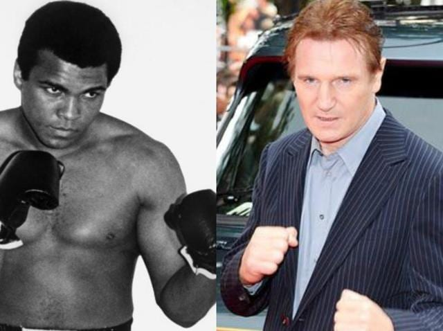 """""""He was my hero from when I was a young amateur boxer, and schoolboy, back in Ireland."""""""
