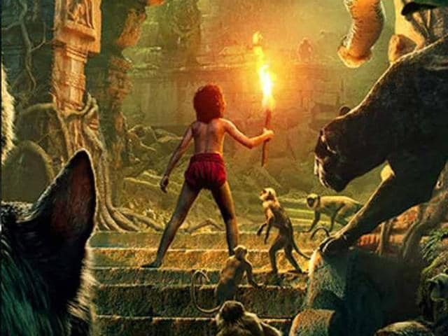 Indian Box Office,Hollywood Movies India,Jungle Book